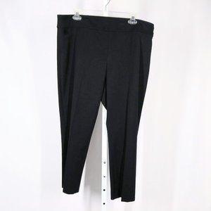 Lauren Ralph Lauren Black Stretch Pants | 16